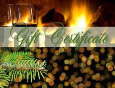Banner Elk Winery & Villa Gift Certificate
