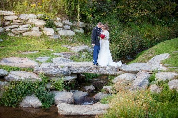 Wedding at Banner Elk Winery & Villa