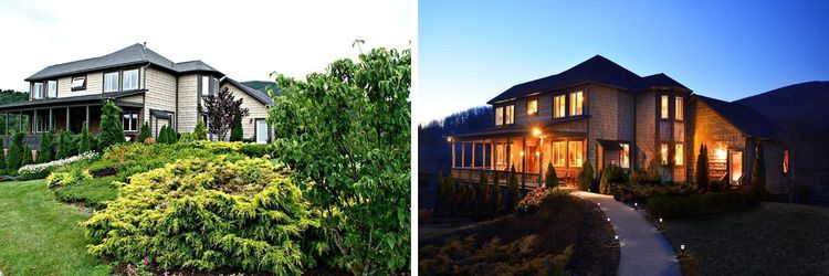 The Beauty of Banner Elk   Winery & Villa in Fall