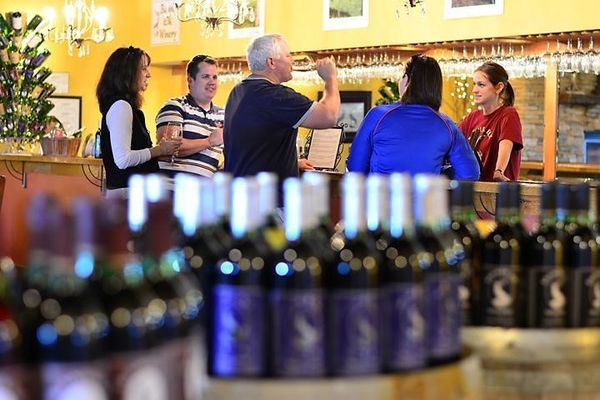Why Attending a Wine   Tasting Is a Must-Do at Banner Elk Winery & Villa