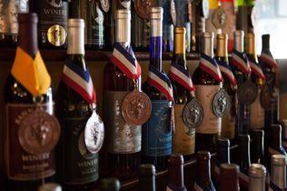 Banner Elk Winery & Villa Man Taste Wine