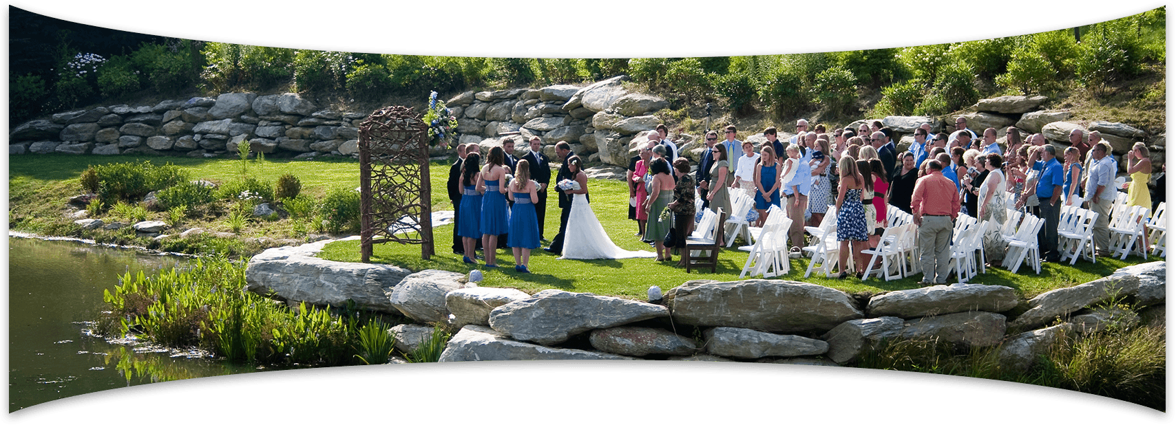 Banner Elk Winery & Villa Wedding Ceremonies