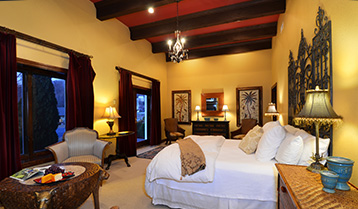 the Villa Luxury Bed Breakfast