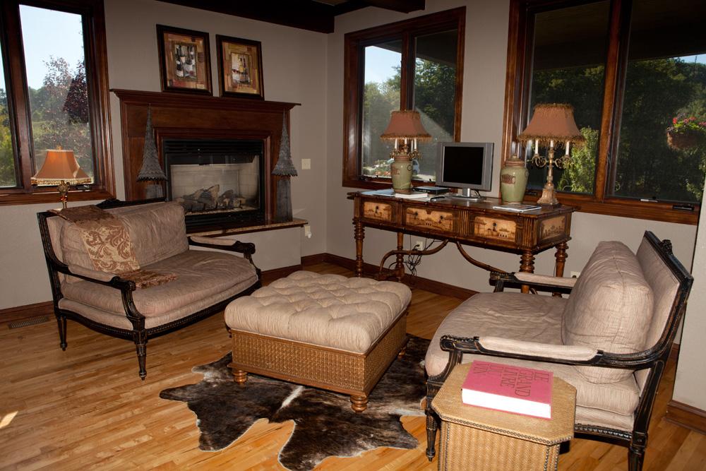 Banner Elk Winery & Villa - Interior