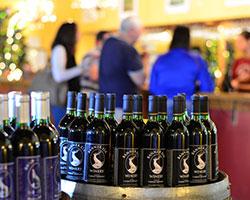 Banner Elk Winery Bottles