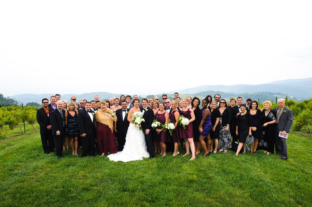 Banner Elk Winery & Villa - Weddings