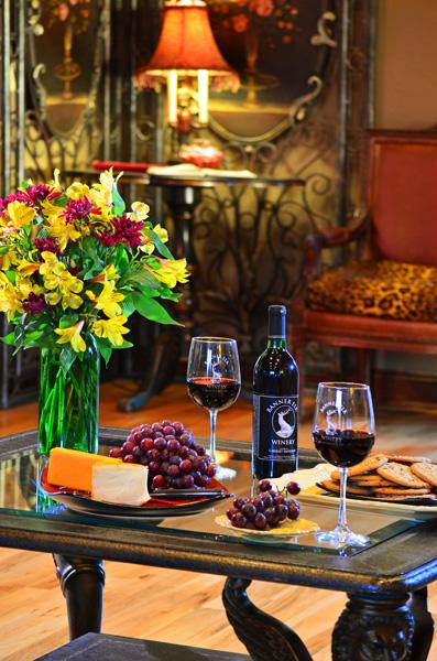 Banner Elk Winery & Villa Interior