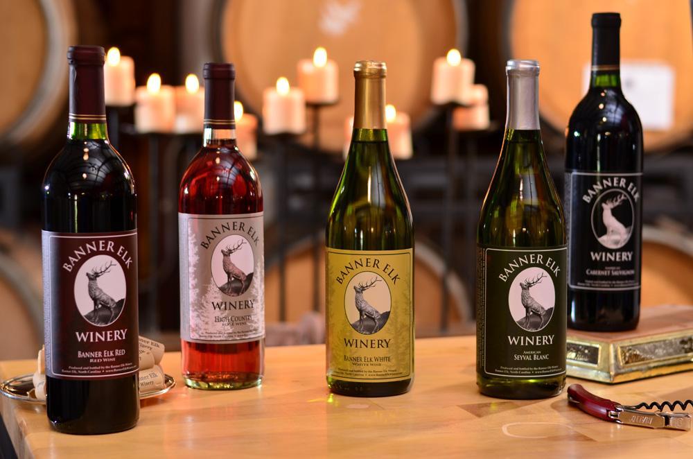 Banner Elk Winery Seyval