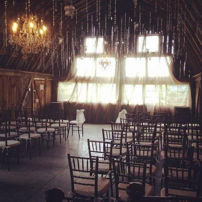 Banner Elk Wedding Hall