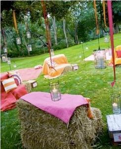 Banner Elk Wedding Arrangement